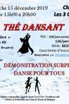 2019 - 12 - 15 les 3 clés Thé dansant