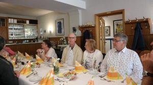 2019 - Excursion - repas à Klotten